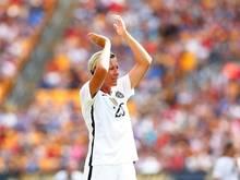 Abby Wambach beendet mit 35 Jahren ihre Fußball-Karriere