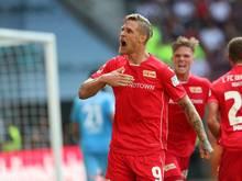 Sebastian Polter kritisiert Ex-Verein Union Berlin