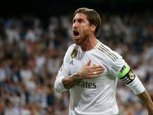 Kapitän Sergio Ramos bestätigte die Real-Spendenaktion