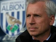 Alan Pardew ist nicht mehr länger Trainer bei West Brom
