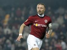 Der ehemalige Fußballer: Tomas Repka