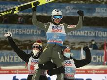 Kamil Stoch triumphiert bei der Tournee