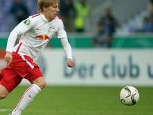 Forsberg erzielte das 2:0 für Leipzig