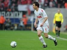 Christian Eichner spielte zuletzt für den 1. FC Köln