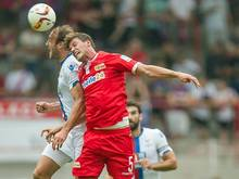 Kessel fehlt Union Berlin in den kommenden zwei Spielen