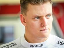 Schumacher fuhr im Qualifying auf den sechsten Platz