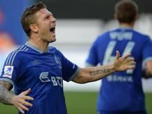 Andriy Voronin spielte zuletzt für Dinamo Moskau