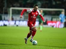 Levin Öztunali trifft für den FSV Mainz 05 im Testspiel