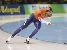 Kjeld Nuis gelang ein Geschwindigkeits-Weltrekord