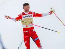 Skilanglauf: Kläbo siegt bei Weltcup-Auftakt