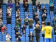 Sport in England soll wieder vor Zuschauern stattfinden