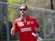 Vettel profitierte zu Saisonstart von Ferraris Teamorder
