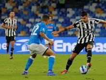 Juve verliert auch gegen Neapel