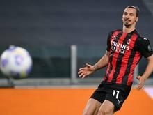 Rückkehr von Zlatan Ibrahimovic verschiebt sich