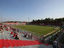 Die Würzburger Kickers müssen für das Pokalspiel umziehen