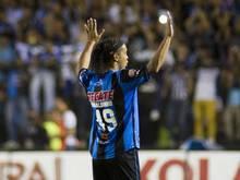 Ronaldinho steht vor dem Abgang von FC Querétaro
