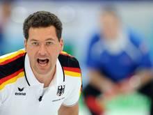 Bundestrainer Andy Kapp