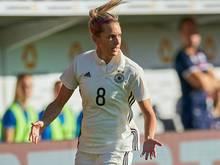Lena Goeßling ist zurück bei den DFB-Frauen