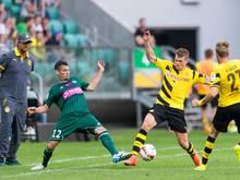 Dortmund gewinnt Test in Breslau