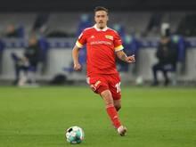 Max Kruse erzielte den Siegtreffer gegen Türkgücü