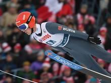 Leyhe belegt als bester Deutscher den achten Platz
