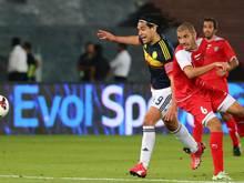 Kolumbien besiegt Kuwait 3:1