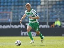 Sebastian Ernst läuft kommende Saison für Hannover 96 auf