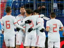 U21-EM: Spanien schlägt Belgien mit 2:1