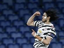 Treffsicher in der Europa League: Edinson Cavani