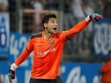 Tschauner bleibt bei Hannover 96