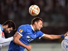 Moskaus Kuranyi beim 0:0 früh verletzt ausgewechselt