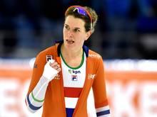 Eisschnelläuferin Ireen Wüst hat ein neues Team gefunden