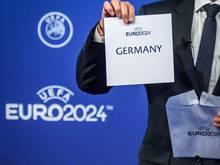 Die Türkei bedauert EM-Vergabe an Deutschland