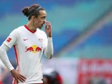 Yussuf Poulsen fehlt wohl im Spiel gegen Bremen