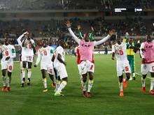 Senegal feiert die zweite WM-Teilnahme der Geschichte