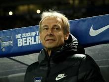 Hofft auf neue Offensivkräfte: Jürgen Klinsmann