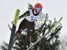 Katharina Althaus holte sich ihren zweiten Saisonsieg