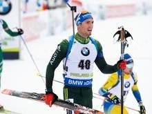 Simon Schempp wird auch den Weltcup in Antholz verpassen