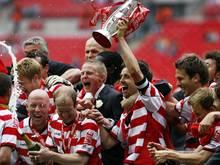 Louis Tomlinson ist Mitbesitzer der Doncaster Rovers