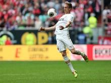 Timm Golley läuft den Rest der Saison für Frankfurt auf