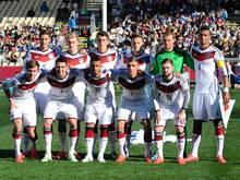U20 vor Achtelfinal-Qualifikation
