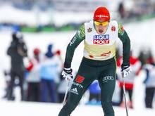 Eric Frenzel fällt für den Weltcup in Oslo aus