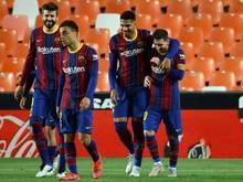 Unerlaubte Grillparty: Messi und Co. droht Ärger