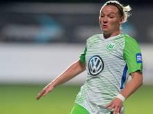 Alexandra Popp führt den VfL Wolfsburg ins Halbfinale