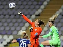 Ann-Katrin Berger fehlt den DFB-Frauen gegen Israel