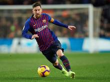 Lionel Messi steht nach seiner Verletzung im Kader