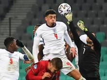 England steht in der EM-Vorrunde kurz vor dem Aus