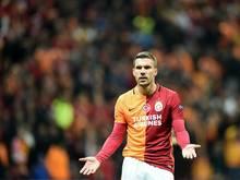Lukas Podolski und Galatasaray suchen ihre Form