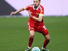 Wird zum 1. FC Nürnberg wechseln: Florian Hübner