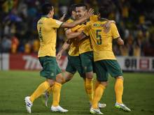Australien zieht ins Finale des Asienpokals ein